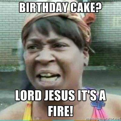 Funny Birthday Meme For Her