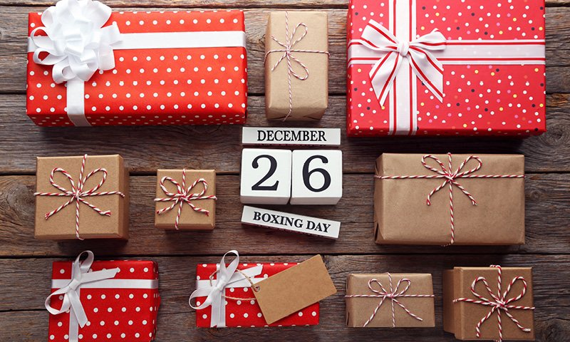 boxing day0