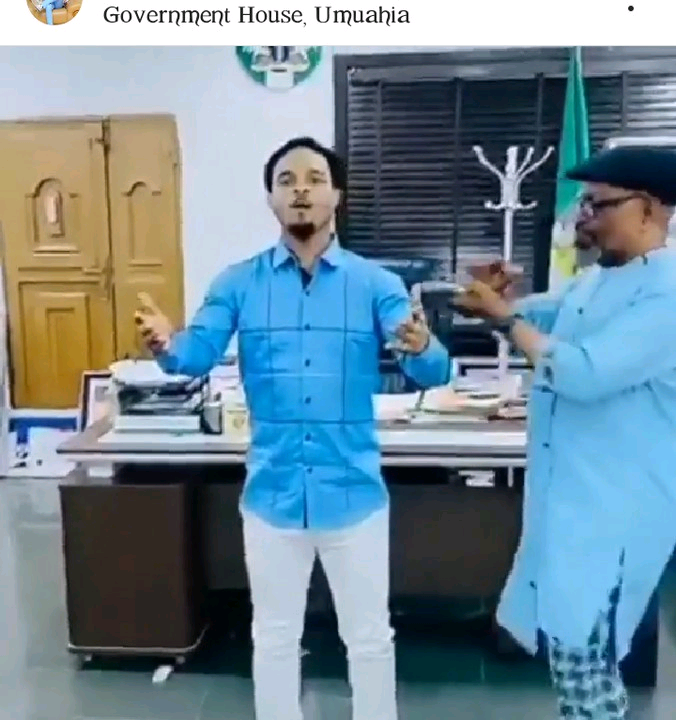 Nairaland Forum users react as Nigerian Governor Ikpeazu Suspends Dr. Agbazuere After He is filmed Spraying Money On Prophet Odumeje Indaboski [Video]