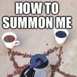 17 funny coffee memes