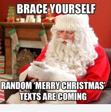 Santa Claus vs The Grinch, Father Christmas Funny Pictures, Christmas Funny Memes, Christmas Eve, Holiday Memes