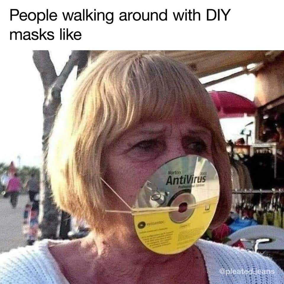 Funny Face mask 2020 (facemask funny memes)