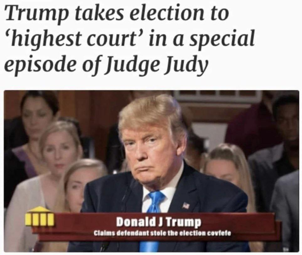DumbTrump and Funny Judge Judy Memes [Unkleaboki Funny Meme Pictures 2020]