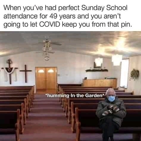 75 Funny Church Signs, funny church memes, funny church pictures, Bernie Sanders funny, Sunday morning memes