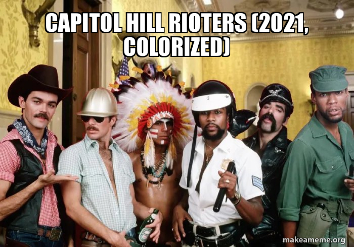 capitol hill rioters
