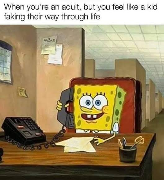 Funny Spongebob SquarePants memes January  2021
