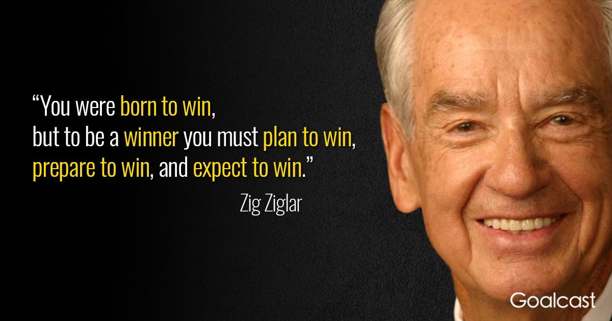 8 Zig Ziglar, motiva, inspirational quotes to start the week, motivational quotes by black leaders, Tuesday morning motivational quotes.