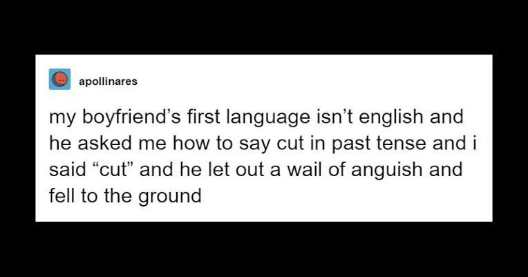 Happy Mother Tongue Day (16 funny Language Memes)