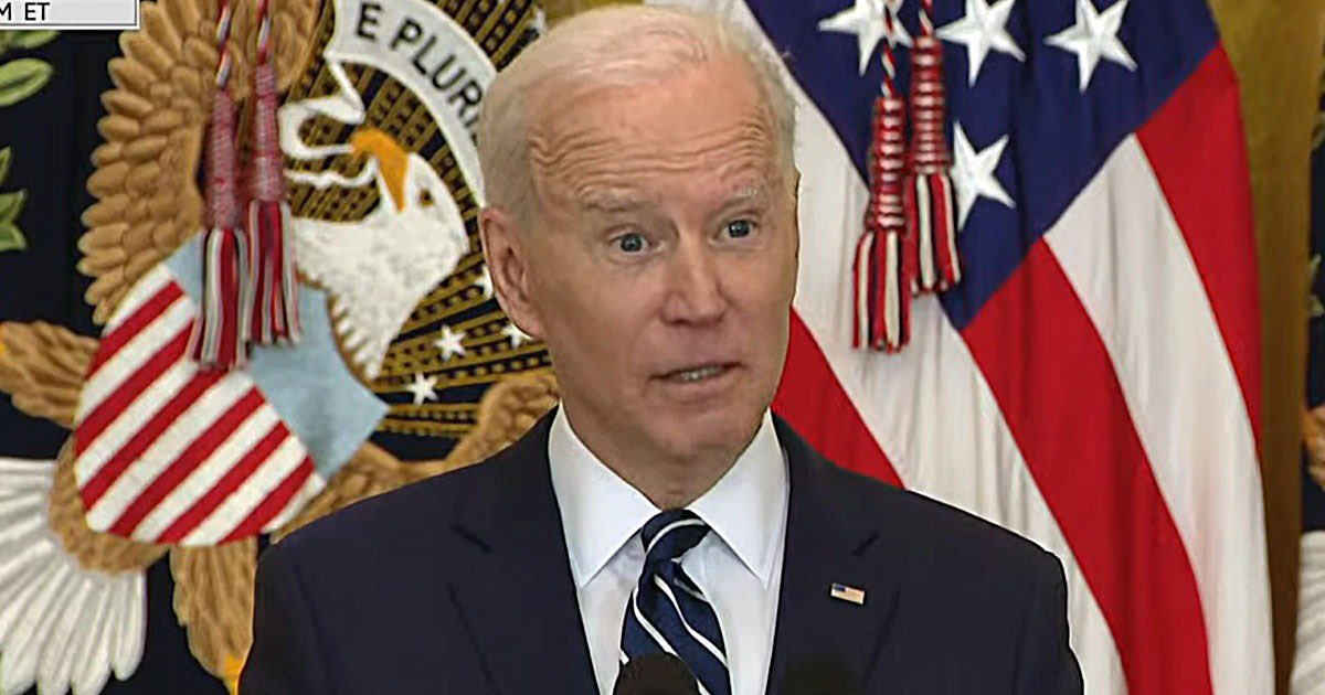 Read more about the article Funniest Tweets, Mixed Reactions after Biden Press Conference (20 funniest Tweets and Videos)