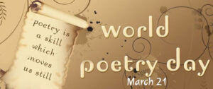 World poetry day (video and 13 poems celebrating poetic diversity)