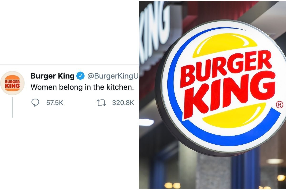 Burger King CMO Fernando Machado speaks up following the misfired tweet [Video and 15 Funny memes]