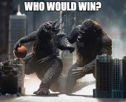 Kong Vs Godzilla: Video Trailer (Funny Memes)