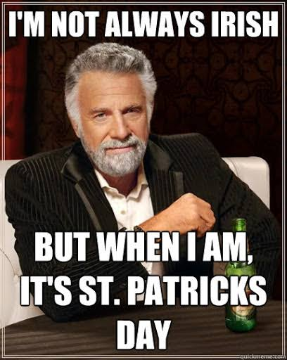 Read more about the article Funny st patricks day memes