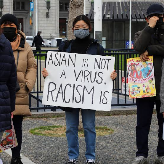 Read more about the article Stop Asian Hate (Nike Video and 18 solidarity memes )