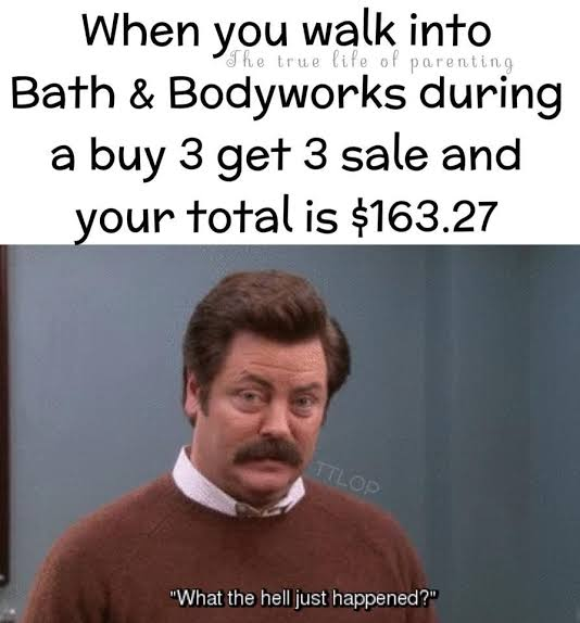 Read more about the article Twitter Users react to viral video of clash inside a Bath and Body Works retail store (11 funny Bath and Body Works memes)
