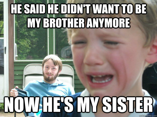 National Siblings Day 2021! funny national sibling day memes,  funny sibling quotes, national siblings day meme,  funny sibling day memes.