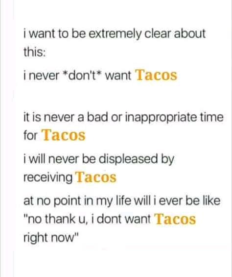 Read more about the article funny Taco Tuesday memes, Tuesday memes funny, Tuesday memes, funny Tuesday memes for work, Tuesday memes for work.