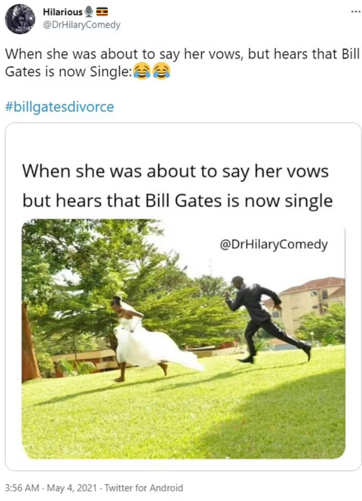 Read more about the article 17 Bill Gates Memes, bill gates divorce memes, bill and melinda gates memes, bill and melinda gates divorce memes, Bill gates single memes funny