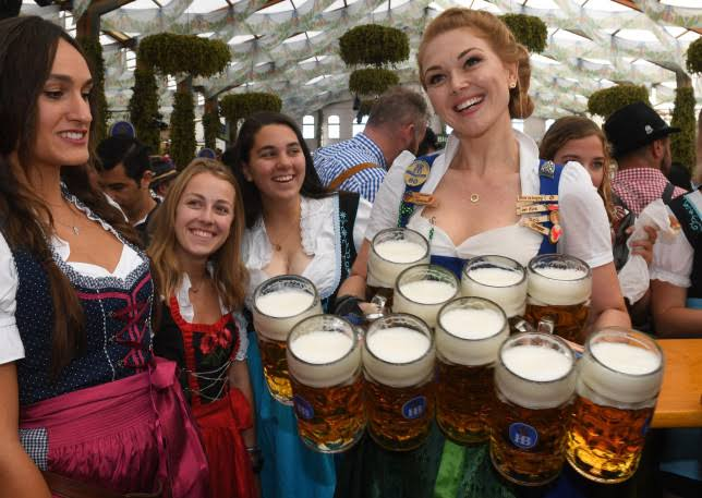 Oktoberfest 2021 is cancelled!