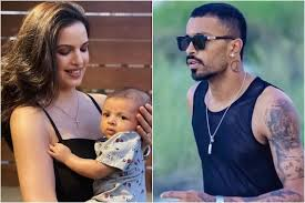 Hardik Pandya and Natasa Stankovic shares luvy-duvy photos with Agastya (Video)