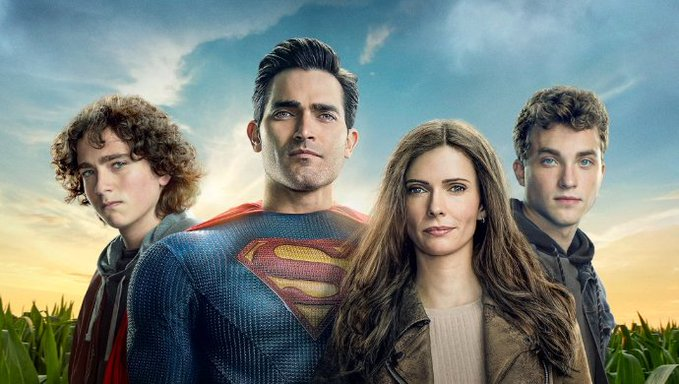Read more about the article Latest Entertainment News: Superman & Lois, Adam Driver, Britney Spears, Jamie Spears, The Last Duel