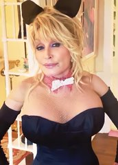Read more about the article Dolly Parton, 75, Recreates Adorable 1978 Playboy Cover For Carl's Birthday (video)